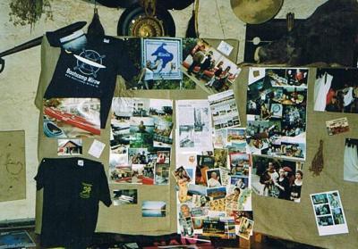 Ausstellung 15 Jahre Musik im Turm