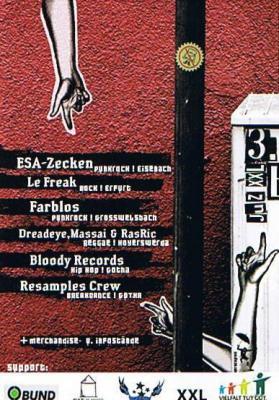 Flyer Gemeinsam gegen Rechts 07 vorne