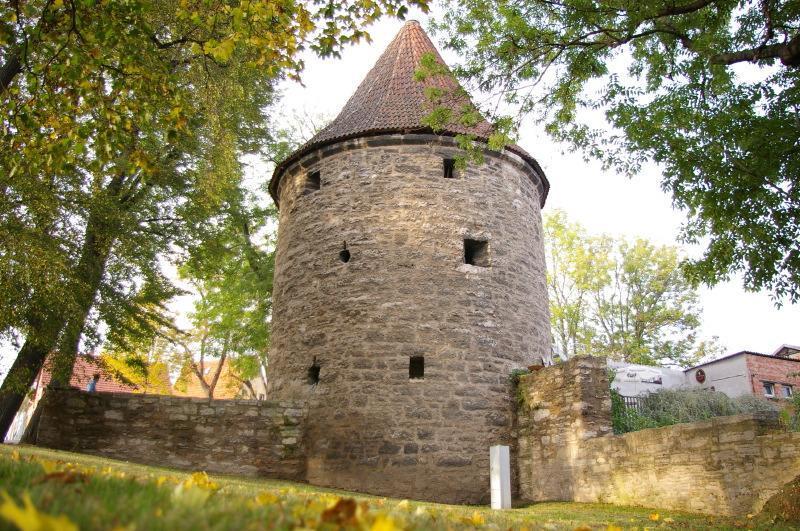 Fenster In Bad Langensalza : Historisches – Der Schanzturm