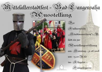 Ausstellung Mittelalter