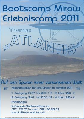 Erlebniscamp 2011