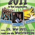 Tag der Jugend Flyer 2011