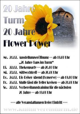 20 Jahre Turm